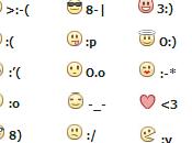 emoticon facebook anche commenti