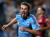 Western Sidney Wanderers-Sidney 0-1, Piero segna ancora decide derby