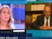 Ieri sera visto Blob devastata Barbara D'Urso Sallusti mandare onda falso come applausi scroscianti. vittima, parassiti.