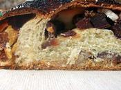 Pane dolce dello Shabbat datteri, fichi castagne miele castagno