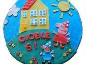 Giole, compleanno Peppa