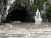 Lourdes allagata: acqua ferisce perisce...