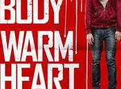 primo poster cuore insanguinato Warm Bodies