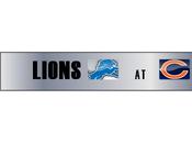 Monday Night: Bears superano Lions 13-7.