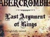 [Recensione] Last Argument Kings Abercrombie