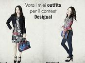 """One night together"" Roma mood blog: vota miei outfits DESIGUAL!"