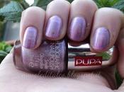 Challenge: Pupa Holographic nail polish