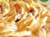 Crostata mele nocino