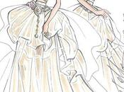 Designers Create Disney Princess Gowns Harrods' Christmas Window Display