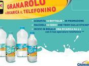 Ricarica Telefonica regalo prodotti GRANAROLO