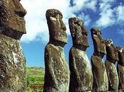 Nuove scoperte misteri delle teste giganti dell'Isola Pasqua