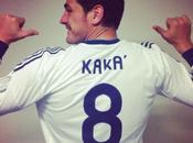 Maglia numero Real Madrid: Kakà? Casillas!