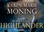 Anteprima: Bacio dell'Highlander Karen Marie Moning