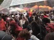 Dance Flash Thriller Kawasaki: ricordando Halloween Michael Jackson