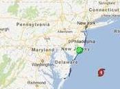 L'uragano Sandy ripreso satellite della NASA