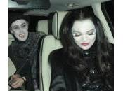 Halloween, travestimenti Gwen Stefani, Dita Teese, Kate Moss