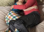 Professione abbracciatrice (...a letto, senza sesso!)