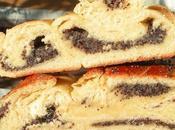 Pane dolce sabato semi papavero (Sweet Saturday bread with poppy-seeds)