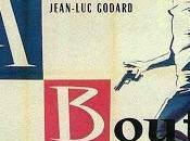 """Fino all'ultimo respiro"" Jean-Luc Godard"
