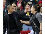 Bruce Springsteen canta Obama Wisconsin: foto
