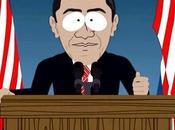 South Park scommette: vincerà Obama