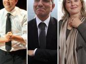 Tg24 Cielo confronto candidati alle primarie centro-sinistra novembre