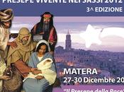 Presepe vivente 2012 Matera dicembre