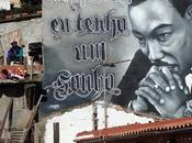Lisbona, fumetti murales