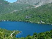 misteri irrisolti lago Scanno, bacino forma cuore