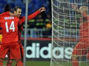 Partizan Belgrado-Inter 1-3, Palacio Guarin trascinano nerazzurri