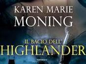 """novembre 2012: bacio dell'Highlander"""" Karen Marie Moning"""