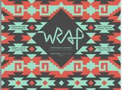 "Patterns, illustrazioni wrapping paper magazine ""wrap"""
