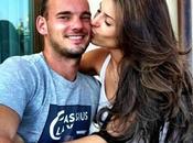 L'Inter vieta Twitter Sneijder, ecco confessione Yolanthe Cabau