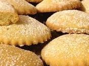 Biscotti aromatizzati all'arancia ripieno nutella