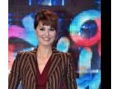 Paola Cortellesi incinta cinque mesi
