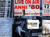 LIVE anni'80 Stefano Visonà GOLDEN RADIO