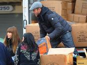 cuore d'oro Justin Timberlake Jessica Biel sposini aiutano vittime dell'uragano Sandy