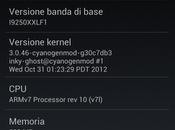 CyanogenMod Nightly: rilasciata versione 20121031
