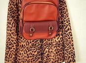 closet: Leopard blazer Vintage Backpack