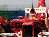 2012 Lotta aerodinamica RedBull Ferrari