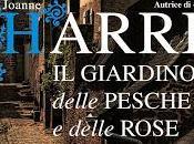 Vinci gadget Garzanti: taccuino firmato Joanne Harris autrice romanzo giardino delle pesche rose