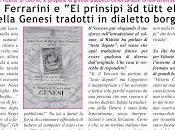 Intervista Claretta: Bibbia borghigiano