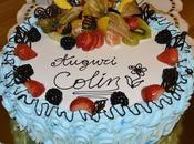 Torta Tropicale trionfo Panna