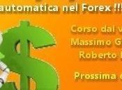 """Corso """"Robot Forex Trading"""": costruisci sistema reddito automatico 8-10% mese trasforma vita!"""