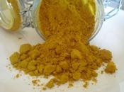 Curcuma: giallo curry
