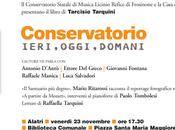 Giornata dell'Affidamento familiare. libro Tarcisio Tarquini: Conservatorio. Ieri, oggi, domani