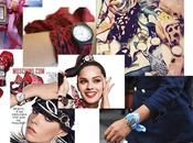 foulard watch Martina Boero
