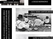 Pro/Contro Henri Cartier-Bresson: nuovo incontro-seminario Tano D'Amico Diego Mormorio novembre 19.00