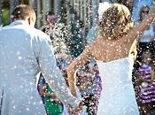 Perchè lancia riso sugli sposi?