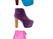 [Fashion News] Jeffrey Campbell, Hunter